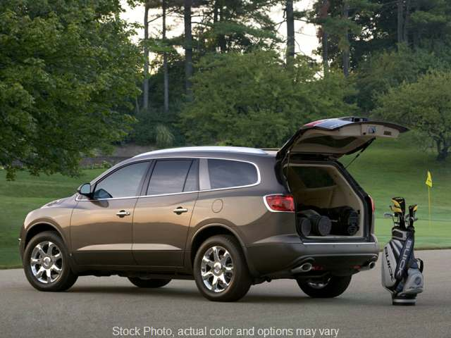 2011 Buick Enclave 4d SUV AWD CXL2 at Shields Auto Group near Rantoul, IL