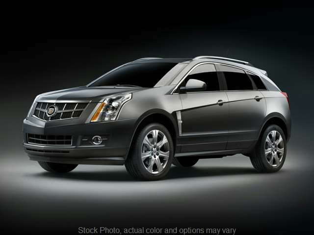 Used 2010  Cadillac SRX 4d SUV AWD Luxury at City Wide Auto Credit near Toledo, OH