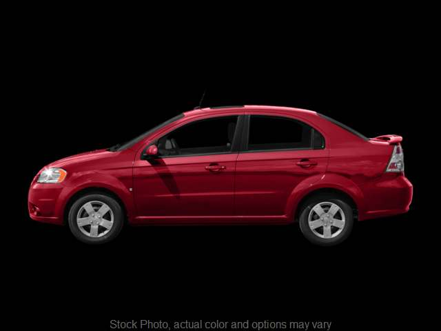 Used 2010  Chevrolet Aveo 4d Sedan LT2 at Camacho Mitsubishi near Palmdale, CA