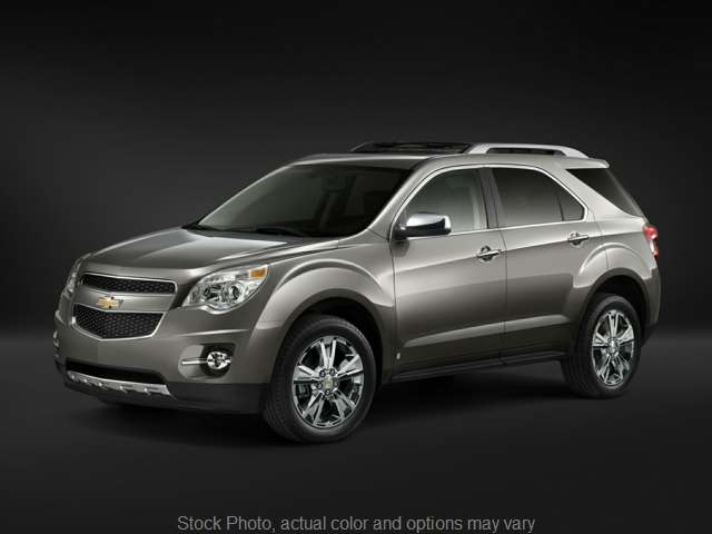 2011 Chevrolet Equinox 4d SUV FWD LTZ at Action Auto Group near Oxford, MS