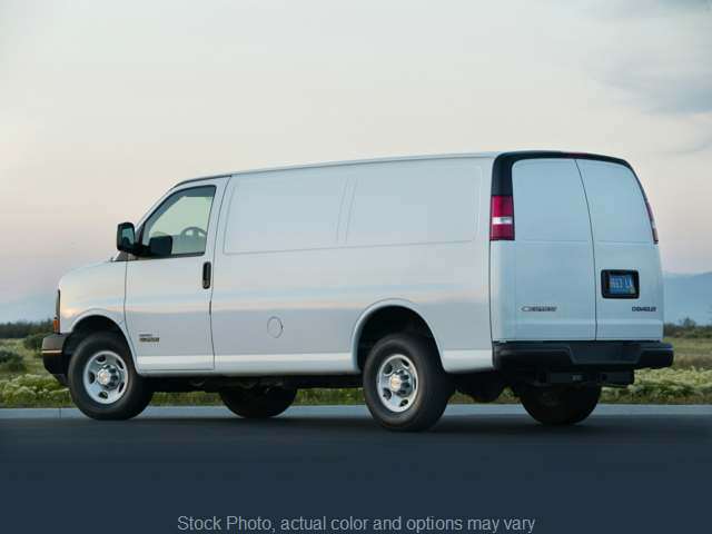 Used 2010  Chevrolet Express Van 1500 Van at Good Wheels Calcutta near East Liverpool, OH