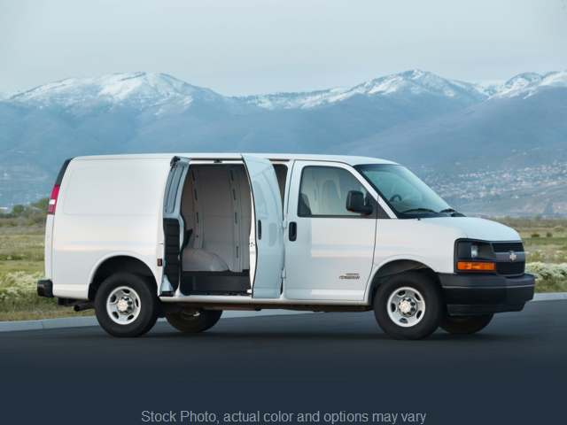 Used 2018  Chevrolet Express Van 2500 Ext Van at VA Cars Inc. near Richmond, VA