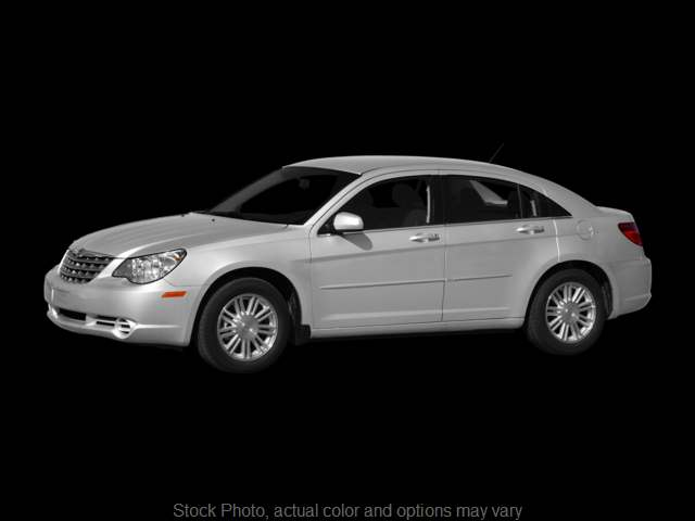 Used 2010  Chrysler Sebring 4d Sedan Limited 2.4L at Action Auto Group near Oxford, MS