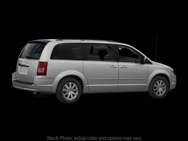 Used 2010  Chrysler Town & Country 4d Wagon Touring at Shook Auto Sales near New Philadelphia, OH