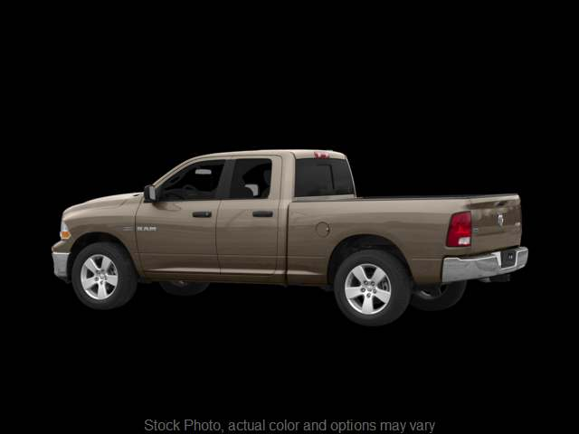 Used 2010  Dodge Ram 1500 2WD Quad Cab Laramie at The Gilstrap Family Dealerships near Easley, SC