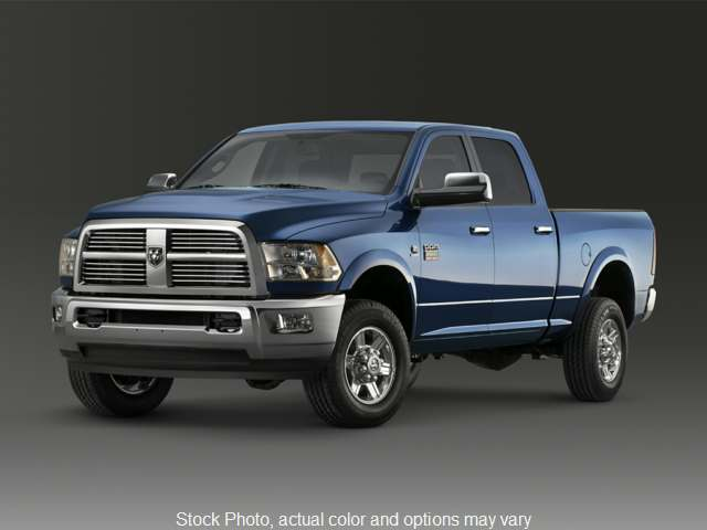 2011 Ram 2500 4WD Crew Cab SLT at Graham Auto Group near Mansfield, OH