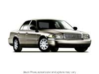 Used 2011  Ford Crown Victoria 4d Sedan LX at Action Auto Group near Oxford, MS
