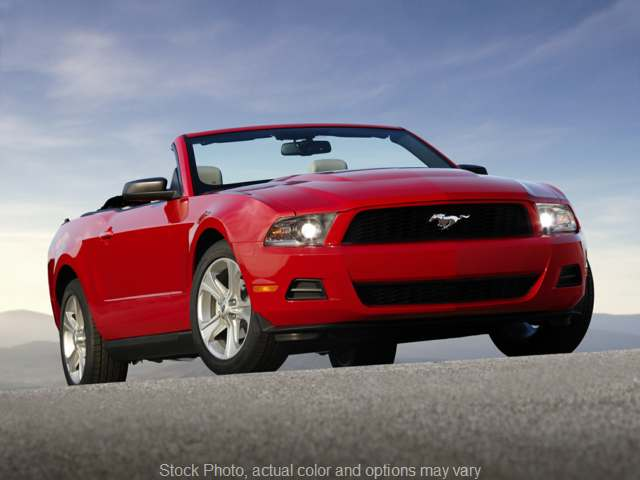 2010 Ford Mustang 2d Convertible GT at Bill Fitts Auto Sales near Little Rock, AR
