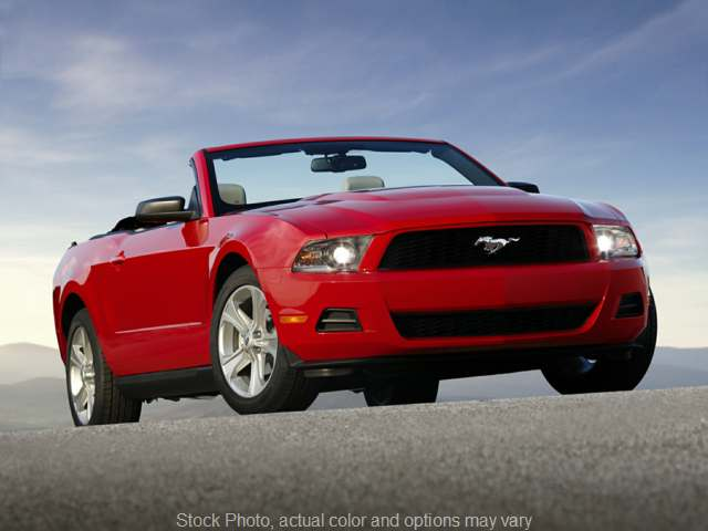 2010 Ford Mustang 2d Convertible GT at The Gilstrap Family Dealerships near Easley, SC