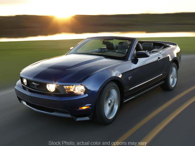 Used 2010  Ford Mustang 2d Convertible GT at The Gilstrap Family Dealerships near Easley, SC