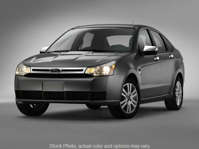 Used 2010  Ford Focus 4d Sedan S at Shook Auto Sales near New Philadelphia, OH