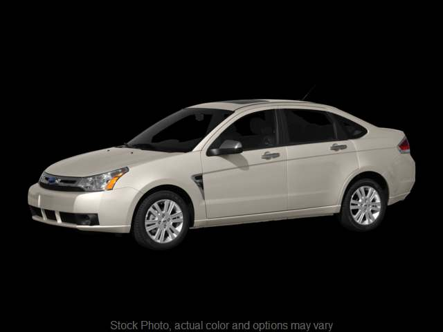 Used 2010  Ford Focus 4d Sedan SE at Bobb Suzuki near Columbus, OH