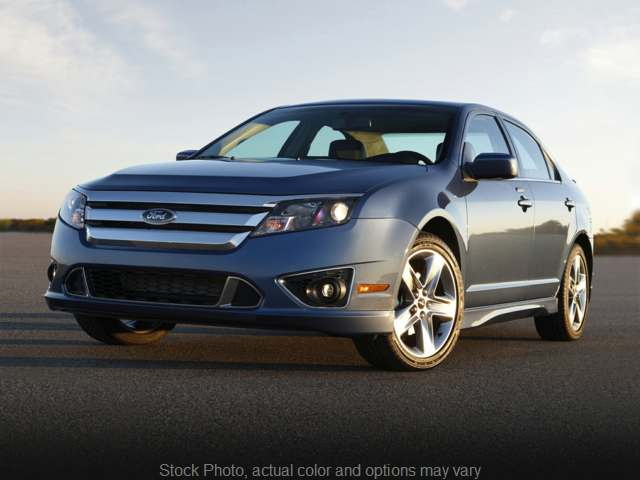 Used 2010  Ford Fusion 4d Sedan Sport AWD at Express Auto near Kalamazoo, MI