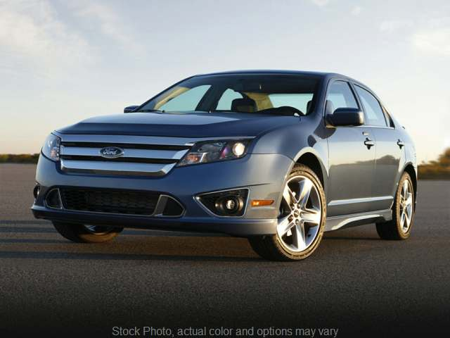 Used 2011  Ford Fusion 4d Sedan SEL (V6) at Express Auto near Kalamazoo, MI