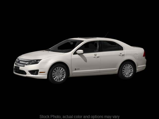 Used 2010  Ford Fusion Hybrid 4d Sedan at Express Auto near Kalamazoo, MI