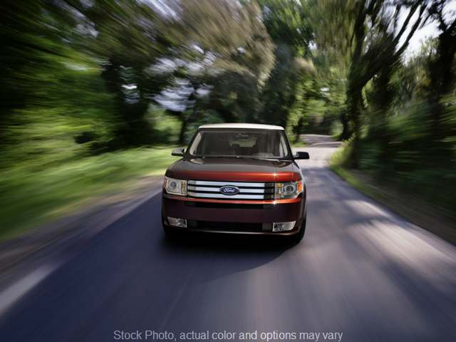 2010 Ford Flex 4d SUV AWD SEL at Express Auto near Kalamazoo, MI