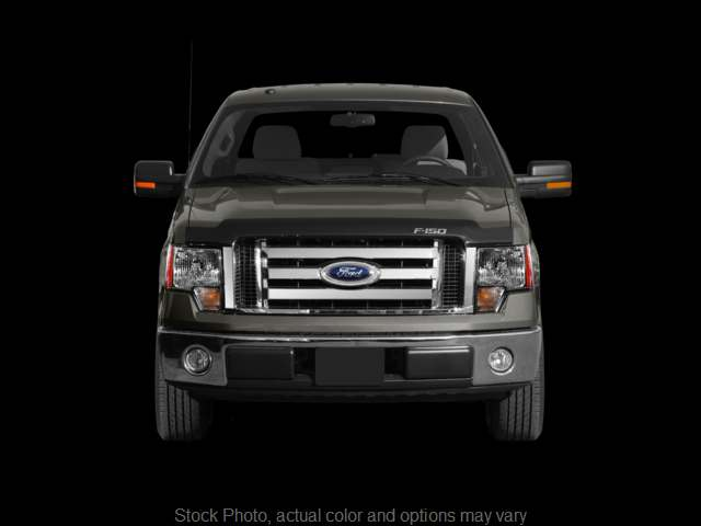 Used 2010  Ford F150 4WD Supercab XLT at Shook Auto Sales near New Philadelphia, OH