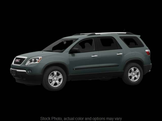 Used 2010  GMC Acadia 4d SUV AWD SLE at Hallada Ford near Dodgeville, WI