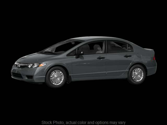 Used 2010  Honda Civic Sedan 4d LX Auto at Bill Fitts Auto Sales near Little Rock, AR