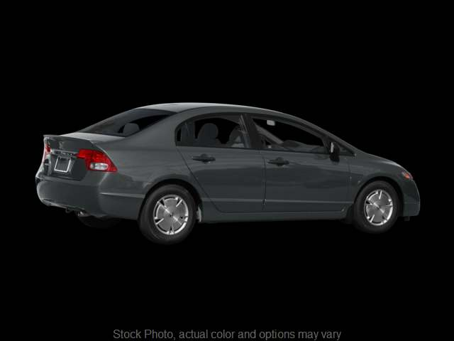 Used 2010  Honda Civic Sedan 4d LX Auto at Action Auto Group near Oxford, MS
