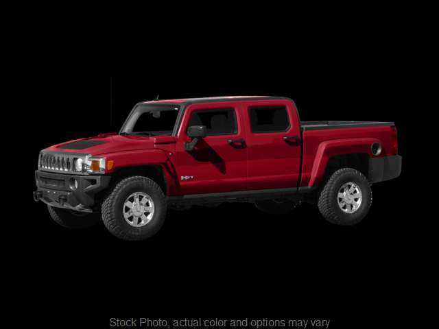 Used 2010  Hummer H3 4d SUV H3T at Bill Fitts Auto Sales near Little Rock, AR