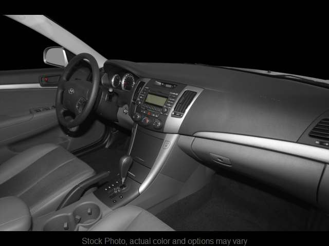 Used 2010  Hyundai Sonata 4d Sedan GLS Auto at Camacho Mitsubishi near Palmdale, CA