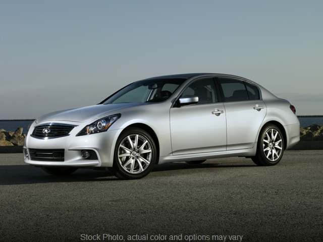 2010 Infiniti G37 4d Sedan X AWD Anniversary Edition at CarCo Auto World near South Plainfield, NJ