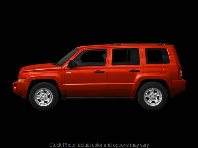 Used 2010  Jeep Patriot 4d SUV 4WD Sport at City Wide Auto Credit near Toledo, OH