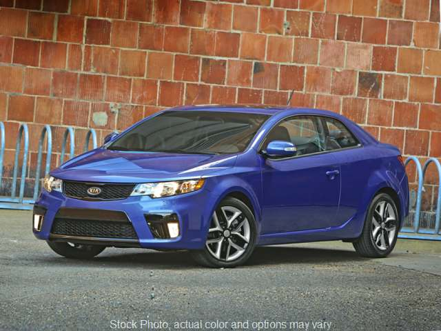 2012 Kia Forte Koup 2d Coupe SX Auto at Edd Kirby's Adventure near Dalton, GA