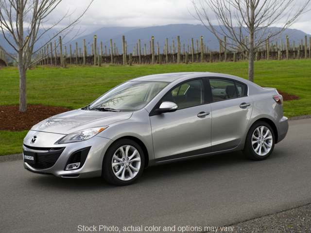 Used 2011 Mazda Mazda3 4d Sedan i Touring Auto at Camacho Mitsubishi near Palmdale, CA