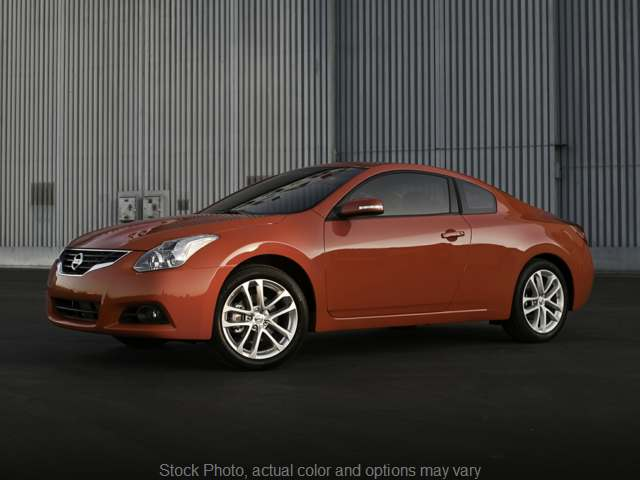 2011 Nissan Altima Coupe 2d Coupe S CVT at Good Wheels near Ellwood City, PA