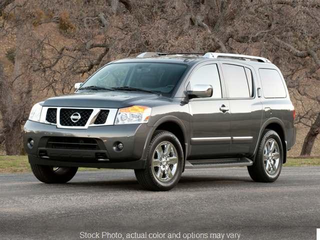 2011 Nissan Armada 4d SUV 4WD Platinum at My Car Auto Sales near Lakewood, NJ