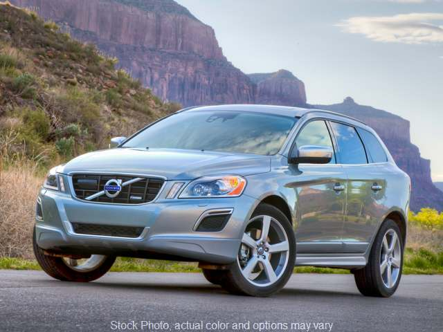 Used 2013 Volvo XC60 4d SUV AWD T6 R-Design Platinum at Keffer Pre-Owned South near Charlotte, NC