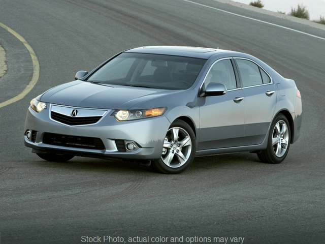 Used 2011 Acura TSX 4d Sedan V6 Tech at Greer Mistubishi near Greer, SC
