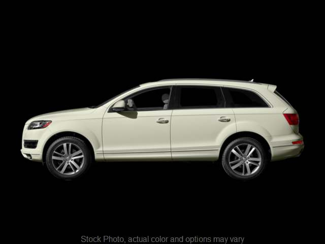Used 2011  Audi Q7 4d SUV 3.0L TDI Prestige at Frank Leta Automotive Outlet near Bridgeton, MO
