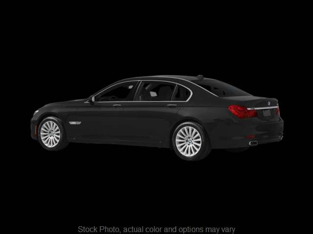 Used 2011  BMW 7 Series 4d Sedan 750Li xDrive at Shook Auto Sales near New Philadelphia, OH