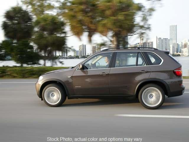 2011 BMW X5 4d SAV xDrive50i at Keffer Pre-Owned South near Charlotte, NC