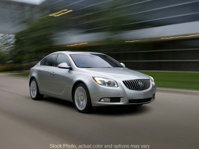 Used 2011  Buick Regal 4d Sedan CXL Turbo TO4 at Al West Nissan near Rolla, MO