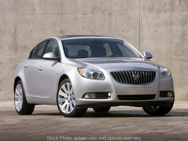 2012 Buick Regal 4d Sedan Base at Shields Auto Group near Rantoul, IL