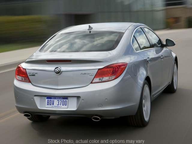 Used 2012  Buick Regal 4d Sedan Premium 1 eAssist at Express Auto near Kalamazoo, MI