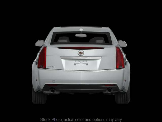 Used 2011  Cadillac CTS 4d Sedan AWD 3.0L Luxury at Mike Burkart Ford near Plymouth, WI