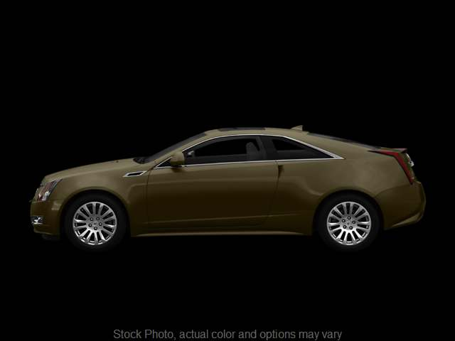 Used 2011  Cadillac CTS Coupe 2d Coupe AWD Premium at VA Trucks near Henrico, VA