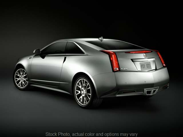 Used 2011  Cadillac CTS Coupe 2d Coupe AWD Premium at VA Cars Inc. near Richmond, VA