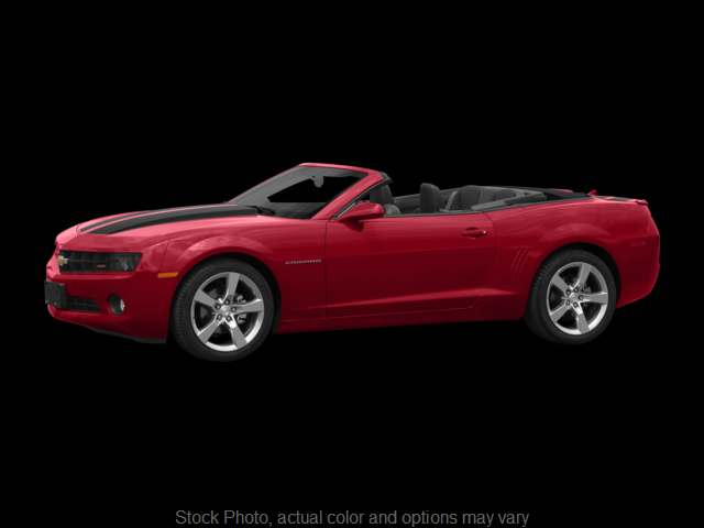 Used 2011  Chevrolet Camaro 2d Convertible LT2 at The Gilstrap Family Dealerships near Easley, SC