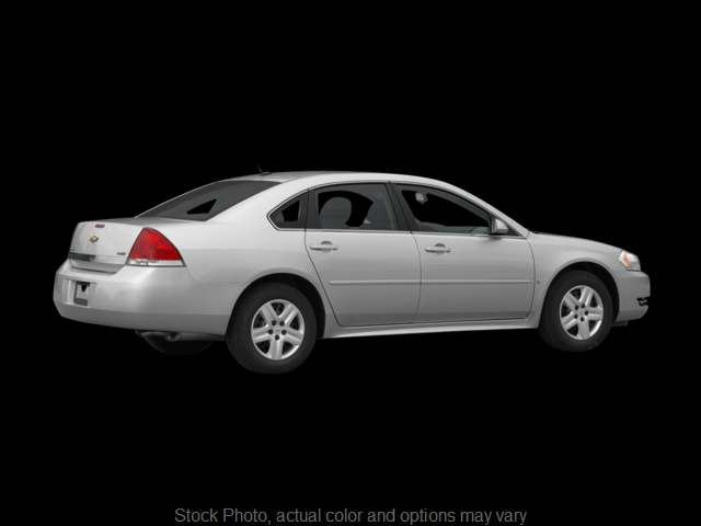Used 2011  Chevrolet Impala 4d Sedan LT at Action Auto Group near Oxford, MS