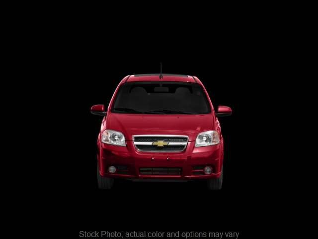 Used 2011  Chevrolet Aveo 4d Sedan LS at Camacho Mitsubishi near Palmdale, CA