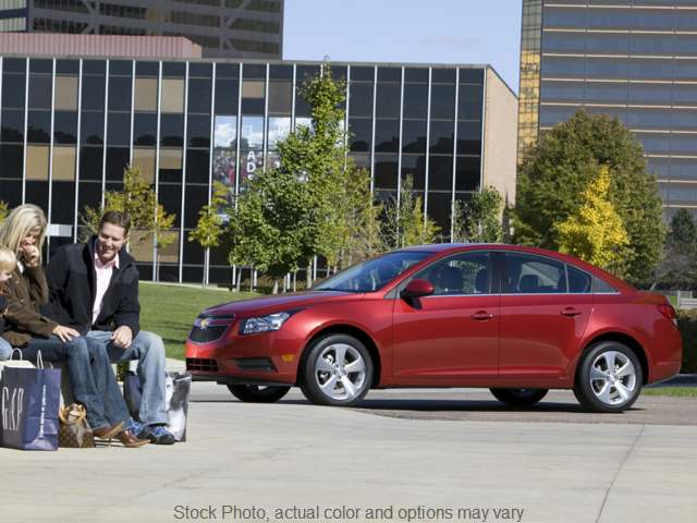 2014 Chevrolet Cruze 4d Sedan LS AT at Carmack Car Capitol near Danville, IL