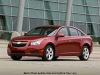 Used 2014  Chevrolet Cruze 4d Sedan LT w/1FL at The Big Lot near Moorhead, MN