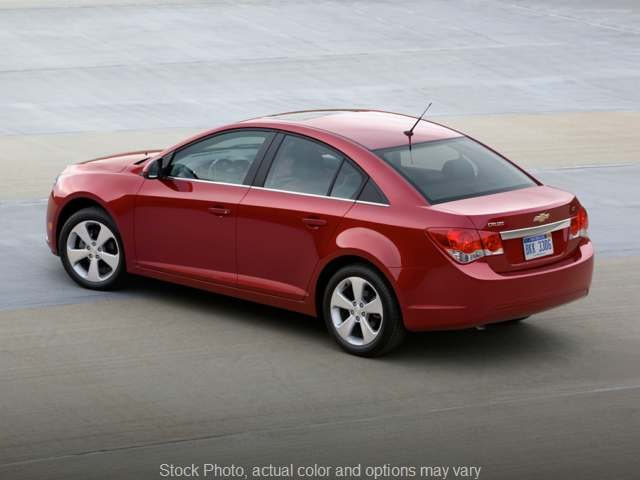 Used 2012  Chevrolet Cruze 4d Sedan LS at Good Wheels near Ellwood City, PA