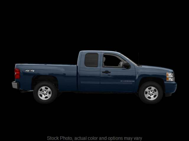 Used 2011  Chevrolet Silverado 1500 4WD Ext Cab LS at City Wide Auto Credit near Oregon, OH